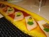 Fusion sashimi