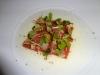 Kobe (wagyu) beef tataki