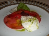 Caprese salad